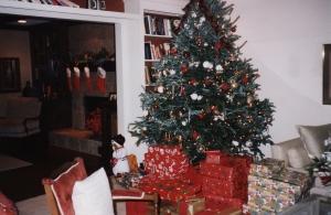 Fake tree. Awesome holidays.