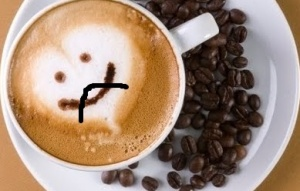 Sad coffee