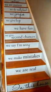 Stairs Rules