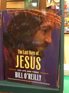 "I'm not kidding when I say that the Loud One approached this book and said, ""OH, I've been wanting to learn more about Jesus. And his last days."""